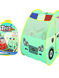 cheap -Play Tent & Tunnel Toy Car Playhouse Beach Theme Cartoon Polyester Pop Up Indoor/Outdoor Playhouse for Boys and Girls / Kid's