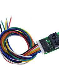 Недорогие -Новый gp2y0e03 4-50 см модуль датчика расстояния инфракрасного датчика дальности высокоточный выход i2c для Arduino