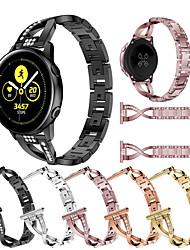 abordables -Acier inoxydable Bracelet de Montre  Sangle pour Gear S2 20cm / 7.9 Pouces 2cm / 0.8 Pouces