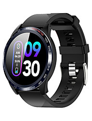cheap -KUPENG W4 Unisex Smartwatch Smart Wristbands Android iOS Bluetooth Waterproof Sports Media Control Health Care Information Timer Stopwatch Pedometer Call Reminder Sleep Tracker