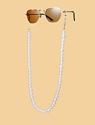cheap -Beaded Eyewear Eyewear Accessories Set For Holiday Street Accent / Decorative Golden 1 Piece / Women's