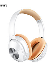 cheap -Remax RB-600HB Over-ear Wireless Headphone ANC Active Noice-Cancelling Bluetooth 5.0 Stereo with Microphone HIFI Auto Pairing for Premium Audio