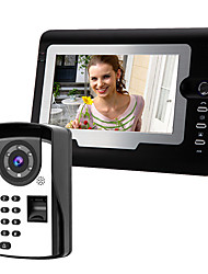 cheap -Monitor&Sensor Waterproof / Hands-free Calling / Hands-free Messaging LCD / ABS