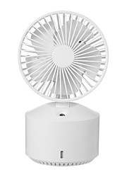cheap -Mini Spray Small Fan USB Charging Desktop Humidification Fan Five Gear Adjustment Home Office Mute Cooling Air Conditioner Fan