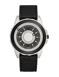 cheap -Men's Sport Watch Japanese Quartz 30 m Day Date Analog Fashion Cool - Black / Silver Black Yellow One Year Battery Life