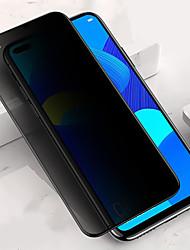 Недорогие -Защитная пленка для экрана конфиденциальности для Huawei Nova 6 / Nova 6 SE Анти-шпион закаленное стекло Защитная пленка для экрана высокой четкости (HD) / твердость 9ч
