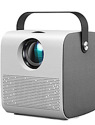 cheap -Mini Led Projector Portable Pocket Projector 1080P Supported  With HIFI Bluetooth Speaker Home Theater Cinema  HD 2800 lumen Support 4K 3D Projector Video Movie Outdoor