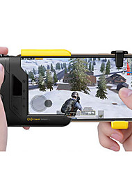 cheap -Wireless Game Controllers For Android / iOS ,  Portable / Creative Game Controllers ABS+PC 1 pcs unit