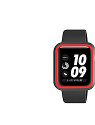 cheap -Cases For Apple Watch Series 5 / Apple Watch Series 4 / Apple Watch Series 3 TPU Compatibility Apple