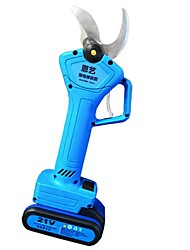 Недорогие -110v-220v enyi электрические ножницы для фруктовых деревьев литиевая батарея аккумуляторная ножницы садовые ножницы беспроводные электрические садовые ножницы садовые ножницы