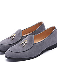 cheap -Women's Flats Summer Flat Heel Closed Toe Daily PU White / Black / Yellow