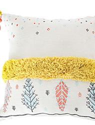 Недорогие -сердце плюшевый помпон наволочка домашняя американская подушка подушка диван гостиная без сердечника