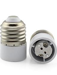 cheap -E27 to MR16 Base LED Light  Lamp Bulb Fireproof Holder Adapter Converter Universal Light Converter Socket Change *1pc