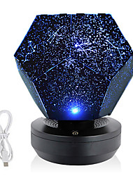 cheap -LED Starry Projector Tiktok Star Light Nebula Projector Planetarium Star planetary Night Sky Lamp Decor Celestial Star planetario estrel Light Romantic Bedroom