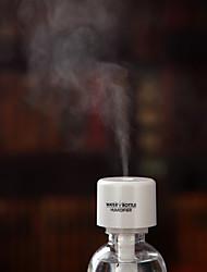 Недорогие -1 шт. USB мини-бутылка воды крышка увлажнитель / домашний офис столешница ароматерапия очиститель