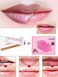 billige -2 pcs # Læber Våd Fugt Afslappet / Hverdag Makeup Kosmetiske Plejemidler