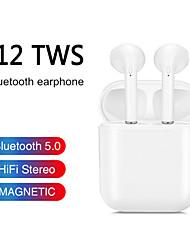 cheap -Original i12 TWS Wireless Bluetooth 5.0 Earbuds Sports Sweatproof Headphone Touch Portable  Earphone