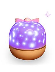 Недорогие -Рождественский подарок многофункциональный проекционный фонарь USB звезда романтическая вращающаяся атмосфера и другие ночной свет