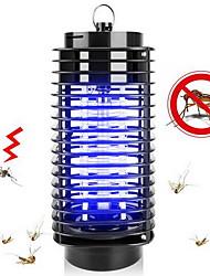 Недорогие -110 В / 220 В портативный электрический светодиодный комаров убийца насекомых лампа от насекомых анти комаров уф ночник ес сша