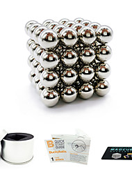 cheap -64 pcs Magnet Toy Magnetic Balls Magnet Toy Building Blocks Super Strong Rare-Earth Magnets Puzzle Cube Magnetic Stress and Anxiety Relief Office Desk Toys Relieves ADD, ADHD, Anxiety, Autism