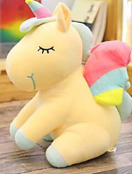 cheap -Stuffed Animal Pillow Stuffed Goblin Toy Plush Doll Plush Toy Electric Toys Plush Toys Plush Dolls Stuffed Animal Plush Toy Unicorn Creative Hand-made Flannel M-002 Imaginative Play, Stocking, Great