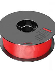 Недорогие -simax3d 1,75 мм плафоновая нить красная для 3d принтера экструдер ручка пластиковые аксессуары шпули импрессора 3d филаменто красный