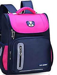cheap -Large Capacity School Bag Unisex Oxford Cloth School Blue / Fall & Winter