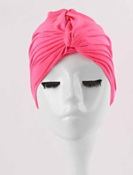 cheap -Swim Cap for Adults Polyester / Polyamide Breathability Soft Stretchy Swimming Surfing