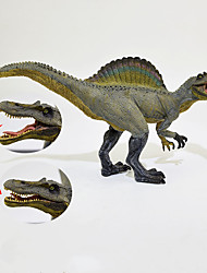 cheap -Dragon & Dinosaur Toy Dinosaur Figure Jurassic Dinosaur Spinosaurus Simulation Plastic Kid's Party Favors, Science Gift Education Toys for Kids and Adults