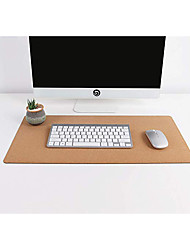 cheap -RM600 Cork Mouse Pad 600*330*2.5mm Natural Large Size Desk Mat for Office