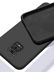 cheap -Liquid Silicone Case For Redmi Note 9 / 9S / 9Pro / 9Pro Max / 8T / 8 / 8Pro / 7 / 7Pro / 7S / K30 / K30Pro / K20 Case Protective Cover Bumper Soft Shell For Xiaomi Mi 10 / 10Pro / CC9Pro / 9T Case