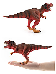 cheap -Dragon & Dinosaur Toy Dinosaur Figure Triceratops Jurassic Dinosaur Tyrannosaurus Tyrannosaurus Rex Silicone Plastic Kid's Party Favors, Science Gift Education Toys for Kids and Adults