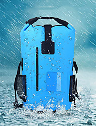cheap -30 L Waterproof Dry Bag Waterproof Backpack Floating Roll Top Sack Keeps Gear Dry for Swimming Surfing Water Sports
