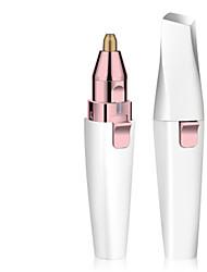 Недорогие -два в одном электрический триммер для бровей женская бритва для губ помада женская триммер для бровей электрический триммер для бровей (зарядка через USB)