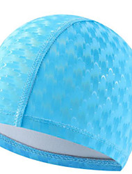 cheap -Swim Cap for Adults Silicone Waterproof Breathability Stretchy Swimming Surfing