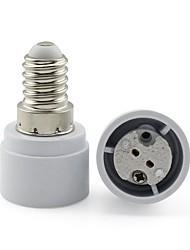cheap -E14 to MR16 Base LED Light  Lamp Bulb Fireproof Holder Adapter Converter Universal Light Converter Socket Change *1pc