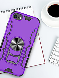cheap -For Apple iPhone SE 2020 / 11 / 11 Pro / 11 Pro Max Case Luxury Shockproof Armor Bumper Case For iPhone X / XS / XR / XS Max / 8Plus / 8 / 7Plus / 7 / 6Plus / 6  Magnetic ring Car Holder Case