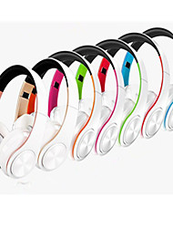 Недорогие -bt0010 hifi стерео наушники bluetooth музыка fm поддержка гарнитуры sd карта с микрофоном для мобильного телефона xiaomi iphone sumsamg таблетка