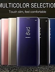Недорогие -умное зеркало откидная крышка телефона чехол для OnePlus 8 Pro OnePlus 7T Pro One плюс 7 Pro OnePlus 6T One Plus 6 кожаный чехол подставка