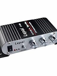 Недорогие -Усилитель мощности Цифровой Аудио Стерео Hi-Fi 15+15 2.0 LP-808 Автомобиль для авто домашнего кинотеатра