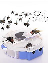 Недорогие -электрическое устройство ловушки мухи с перехватом еды usb перезаряжаемые
