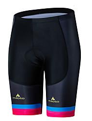 cheap -Miloto Women's Cycling Shorts Bike Shorts Bottoms UV Resistant Quick Dry Sports Black / Blue Mountain Bike MTB Road Bike Cycling Clothing Apparel Race Fit Bike Wear / Stretchy