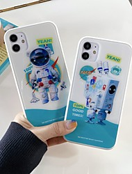 cheap -Case For Apple iPhone 11 / iPhone 11 Pro / iPhone 11 Pro Max Shockproof Back Cover Cartoon Plastic
