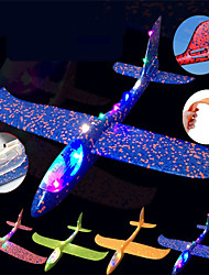 cheap -Family Flying Toy Throwing Foam Plane Mode Glider Plane Party Favors Adults Kids for Birthday Gifts and Party Favors