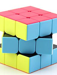 cheap -Speed Cube Set 1 pcs Magic Cube IQ Cube D918 3*3*3 Magic Cube Puzzle Cube Office Desk Toys Teen Adults' Toy Gift