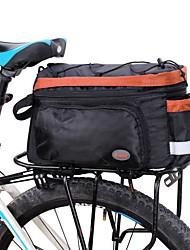 cheap -B-SOUL 35 L Bike Panniers Bag Rain Cover Multifunctional Reflective Cycling Bike Bag Terylene Bicycle Bag Cycle Bag Similar Size Phones Outdoor Exercise
