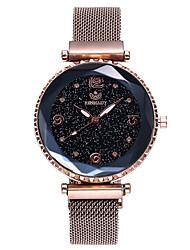 Недорогие -Geneva Дамы электронные часы Бриллиант Винтаж Мода Синий сплав Китайский Цифровой Розовое Золото Лиловый Красный Повседневные часы 30 m 1 ед. Аналого-цифровые Один год Срок службы батареи