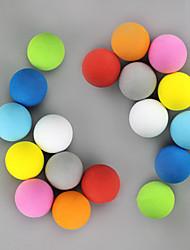 Недорогие -Мячик для гольфа 10 шт. Мягкий Легкие материалы Ластик Назначение В помещении Спорт в свободное время Тренировочные Гольф Для новичков
