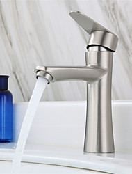 cheap -304 Stainless Steel Basin Faucet Basin Hot And Cold Mixed Water Bathroom Wash Basin Faucet