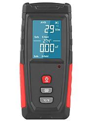 cheap -WT3121 Handheld Digital LCD EMF Meter Electromagnetic Radiation Tester Electric Field Magnetic Field Dosimeter Detector